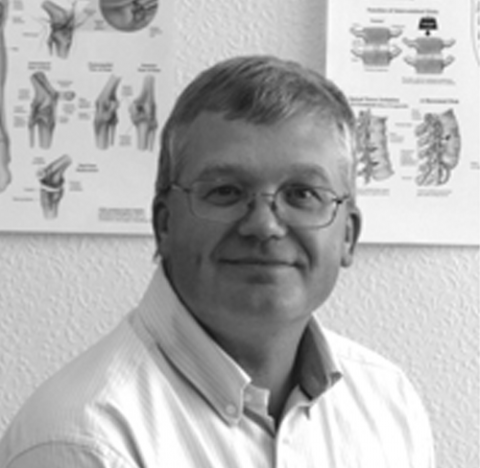 Paul Dando - Practice Manager at The Physiotherapy Partners Kidderminster Clinic