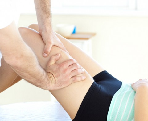 The Physiotheraphy Partners Leg Massage
