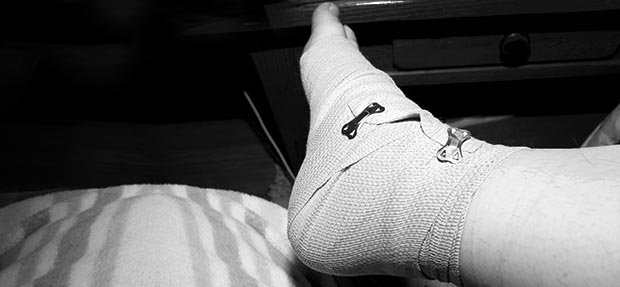Can physiotherapy help with my ankle injury?